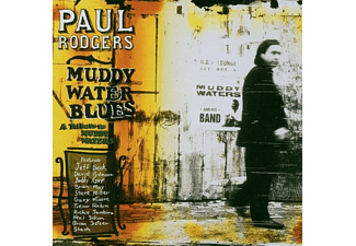 Paul Rodgers - A TRIBUTE TO MUDDY WATERS - (CD)