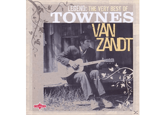 Townes Van Zt - Legend: The Very Best Of [CD]