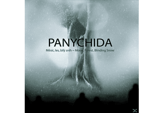 Panychida - Misic, Les, Bily Snih- Moon, Forest,..[single] - (CD)