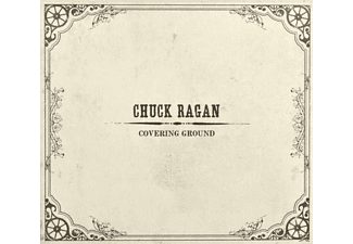 Chuck Ragan - Covering Ground - (CD)