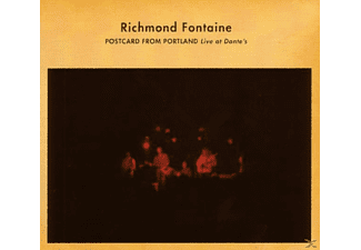 Richmond Fontaine - Postcards From Portland - Live At Dante's - (CD)