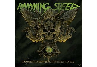 Ramming Speed - Doomed To Destroy,Destined To Die - (Vinyl)