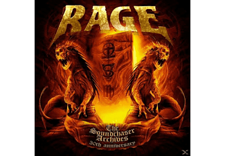Rage - The Soundchaser Archives Boxset - (Vinyl)