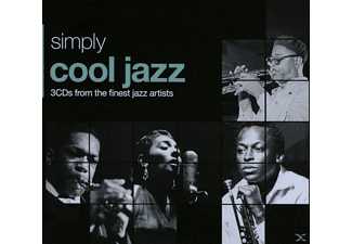 VARIOUS - Simply Cool Jazz - 3CD's fron the finest Jazz artists - (CD)