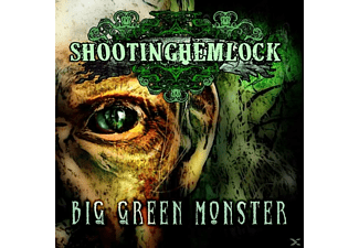 Shooting Hemlock - Big Green Monster - (CD)