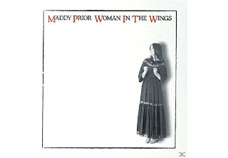 Maddy Prior - Woman In The Wings - (CD)