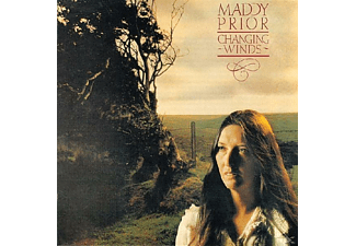 Maddy Prior - Changing Winds [CD]