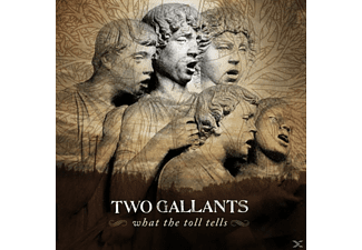 Two Gallants - What The Toll Tells - (CD)