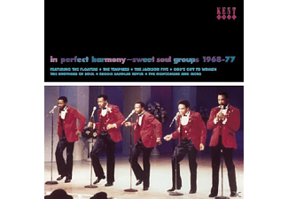VARIOUS - In Perfect Harmony: Sweet Soul Groups 1968-77 - (CD)