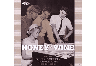 VARIOUS - Honey & Wine - (CD)