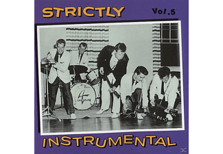 Various - Vol.5, Strictly Instrumental - (CD)
