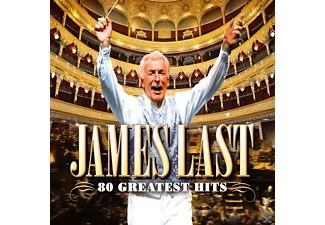 James Last - 80 Greatest Hits - (CD)