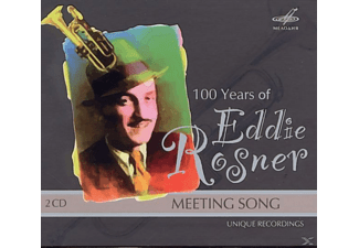 Eddie Rosner - Meeting Song - (CD)
