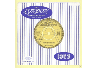 VARIOUS - London American Label Year By Year-1963 [CD]