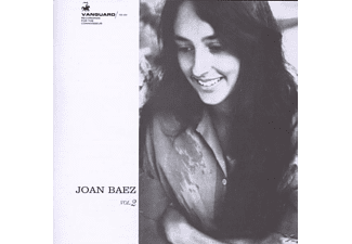 Joan Baez - Joan Baez Vol.2 - (CD)