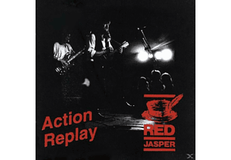 Red Jasper - Action Replay - (CD)