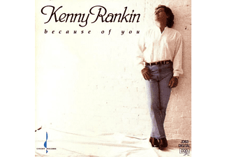 Kenny Rankin - Because Of You [CD]