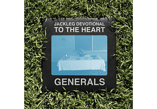 The Baptist Generals - Jackleg Devotional To The Heart - (Vinyl)