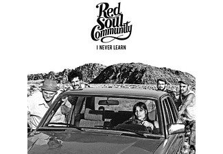 Red Soul Community - I Never Learn - (CD)