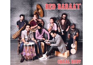 Red Baraat - Chaal Baby [CD]