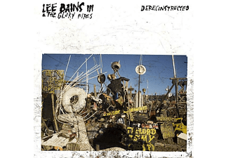 The Glory Fires, Lee Bains Iii - Dereconstructed - (CD)