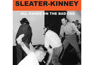 Sleater-Kinney - All The Hands On The Bad One - (CD)