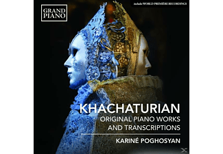 Karine Poghosyan - Original Works and Transcriptions - (CD)