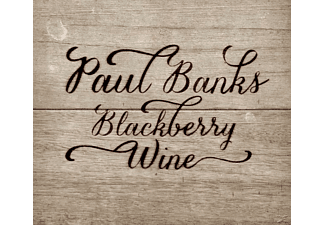Paul Banks - Blackberry Wine - (LP + Bonus-CD)