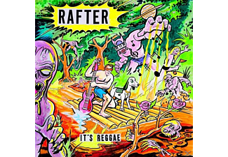 Rafter - It's Reggae - (CD)