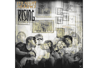 Straight Arrows - Rising - (CD)