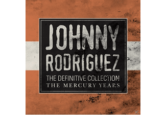 Johnny Rodriguez - The Definitive Collection - (CD)