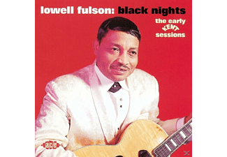 Lowell Fulson - Black Nights: The Early Kent Sessions - (CD)
