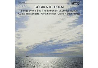 Swedish Radio Symphony Orchestra, Aulikki Rautawaara, Kerstin Meyer, Jan Eyron, Thomas Schuback - Songs By The Sea - (CD)