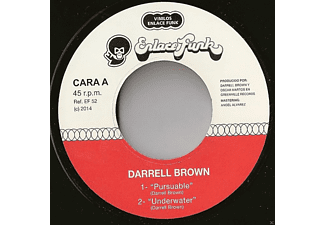 Darrel Brown - Pursuable - (Vinyl)