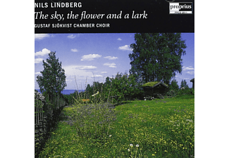 Gustaf Sjokvist Chamber Choir - The Sky, The Flower And A Lark [CD]