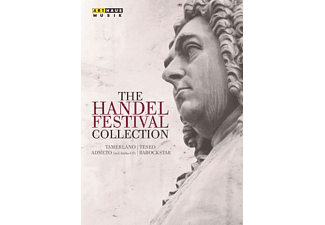 Various - Händel Festival Collection - (DVD)