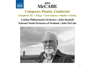 Mccabe - Composer, Pianist, Conductor - (CD)