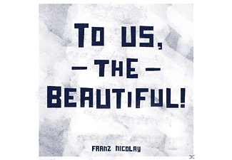 Franz Nicolay - To Us, The Beautiful [LP + Download]