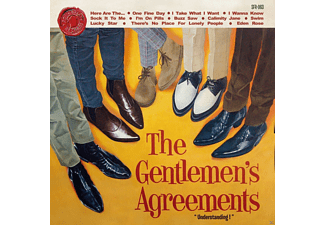 The Gentlemen's Agreements - Understanding! - (Vinyl)