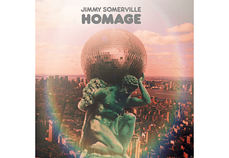 Jimmy Somerville - Homage - (CD)