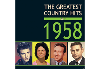 VARIOUS - The Greatest Country Hits Of 1958 - (CD)