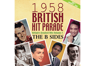 VARIOUS - The 1958 British Hit Parade: The B Sides Part 1 - (CD)