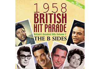 VARIOUS - The 1958 British Hit Parade: The B Sides Part 2 - (CD)