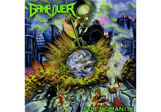 Game Over - For Humanity (Re-Release) [CD]