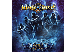 Wind Rose - Wardens Of The West Wind - (CD)