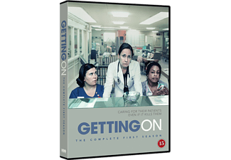 Getting On S1 Action DVD