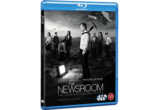 The Newsroom S2 Drama Blu-ray
