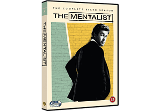 The Mentalist S6 Drama DVD