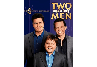 Two and A Half Men S4 Komedi DVD