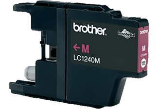 BROTHER Original Tintenpatrone Magenta (LC-1240M)